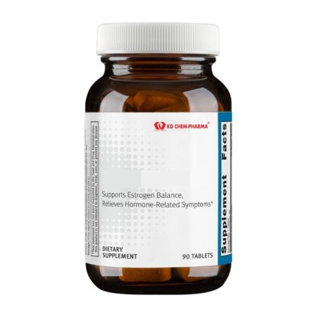 KD Chem Pharma Supports-Estrogen-Balance-Relieves-Hormone-Related-Symptoms-450x450 Supports Estrogen Balance, Relieves Hormone-Related Symptoms